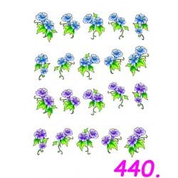 Naklejki wodne 440