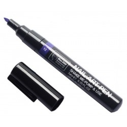 Nail Art Pen - pisak do zdobień Niebieski