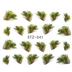 Naklejki wodne STZ-041