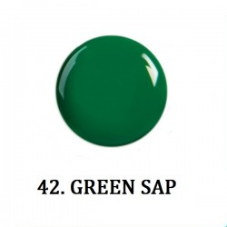 Farbki do zdobień GREEN SAP NR 42