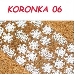 Folia Transferowa Koronka - 06