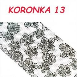 Folia Transferowa Koronka - 13