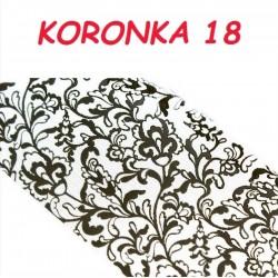Folia Transferowa Koronka - 18