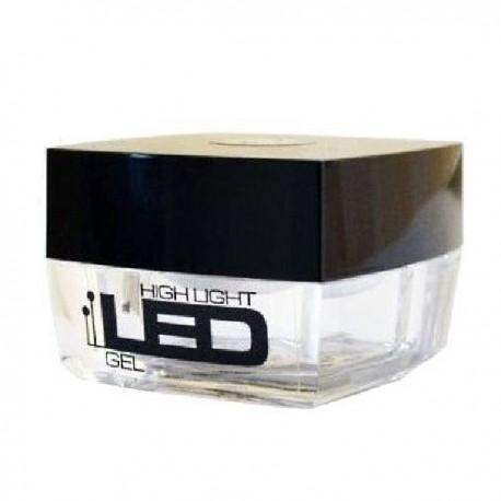 Żel High Light LED Clear 30g -Silcare