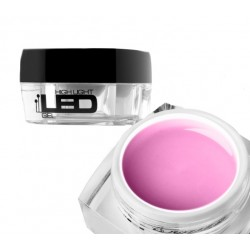 Żel High Light LED Pink 30g -Silcare