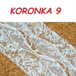 Folia Transferowa Koronka - 09