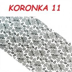 Folia Transferowa Koronka - 11