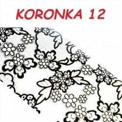 Folia Transferowa Koronka - 12
