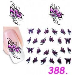 Naklejki wodne 388