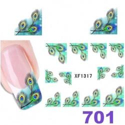 Naklejki wodne 701