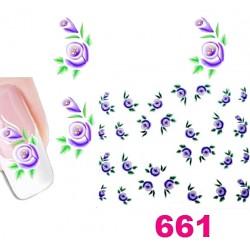 Naklejki wodne 661