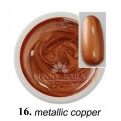 Żel kolorowy (16) Sunny Nails