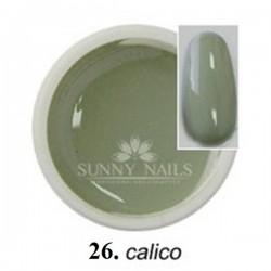 Żel kolorowy (26) Sunny Nails