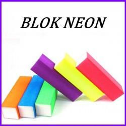 Blok polerski różowy pełny