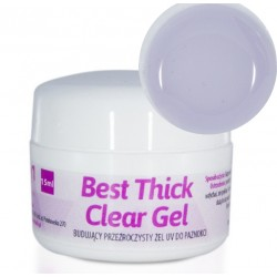 Żel UV Clear Best Thick  NTN 15ml