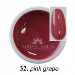 Żel kolorowy (32) Sunny Nails