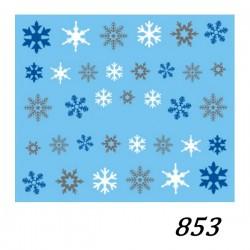 Naklejka wodna 853