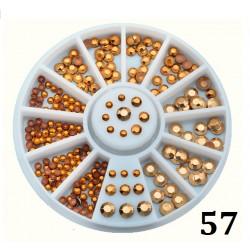 Piękne Ozdoby mix w karuzeli nr 57