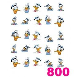 Naklejki wodne 800