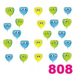 Naklejki wodne 808