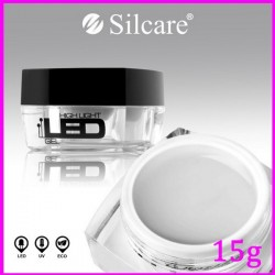 Żel High Light LED Clear 15g -Silcare