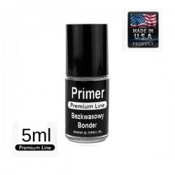 Primer bezkwasowy - Bonder - Premium line 5ml