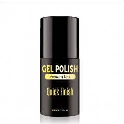 QUICK FINISH LED/UV NO WIPE 5ml - BEZ PRZEMYWANIA