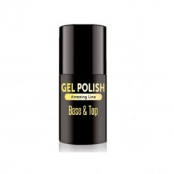 Base & Top LED/UV - Gel Polish - Amazing Line - 5ml