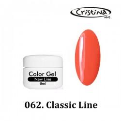 Kolorowy żel UV  - Classic Line - 062