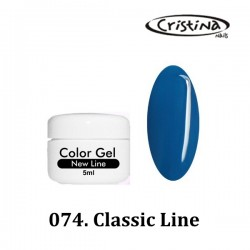 Kolorowy żel UV  - Classic Line - 074
