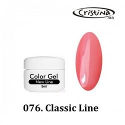 Kolorowy żel UV  - Classic Line - 076