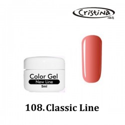 Kolorowy żel UV  - Classic Line - 108