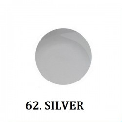 Farbki do zdobień SILVER NR 62