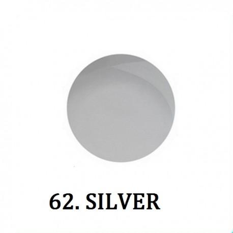 Farbki do zdobień SILVER NR 61