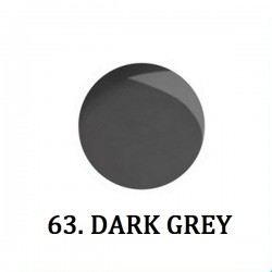 Farbki do zdobień DARK GREY NR 63