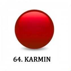 Farbki do zdobień KARMIN NR 64