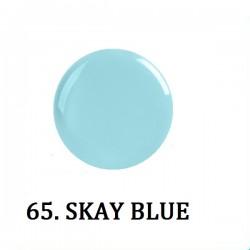 Farbki do zdobień SAKY BLUE NR 65
