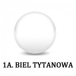 Farbki do zdobień BIEL TYTANOWA NR 1A