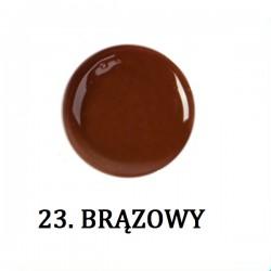 Farbki do zdobień BRĄZOWY NR 23