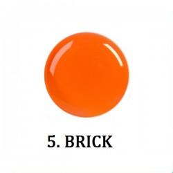 Farbki do zdobień BRICK NR 5