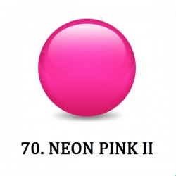 Farbki do zdobień NEON PINK II NR 70