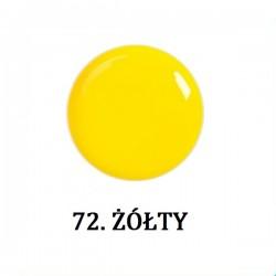 Farbki do zdobień ŻÓŁTY NR 72