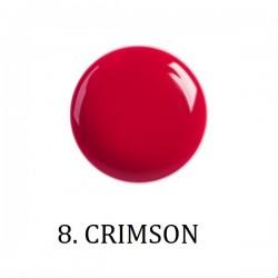 Farbki do zdobień CRIMSON NR 8