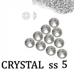 Cyrkonie Szlif Swarovski ss5 Crystal 50szt