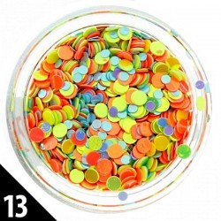 Kółeczka Mix nr 13