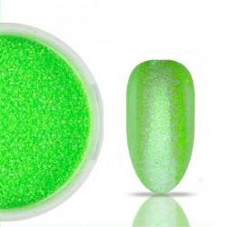 Gwiezdny Pyłek  Zielony NEON