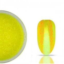 Gwiezdny Pyłek  Żółty NEON