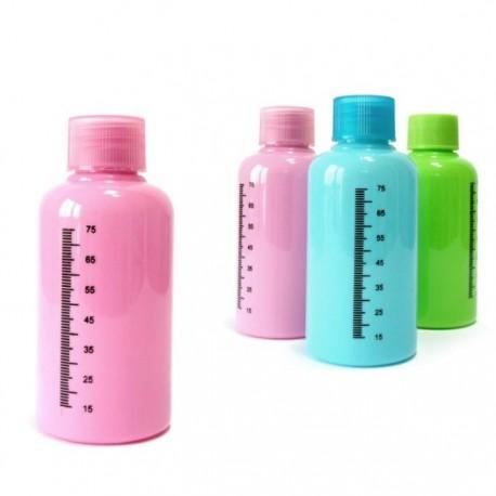 Butelka z miarką kolor