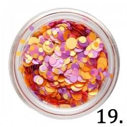 Konfetti mix nr 19