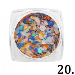 Konfetti mix nr 20